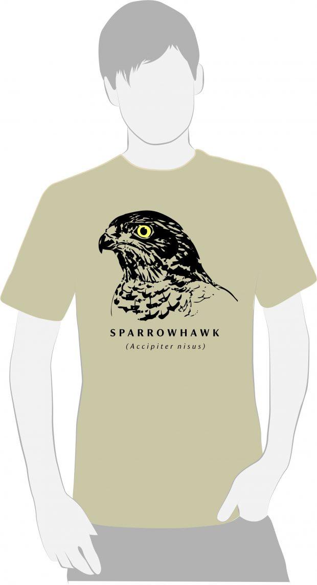 Sparrowhawk Tee shirt