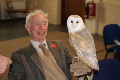 Shropshire Wildlife Trust Visit