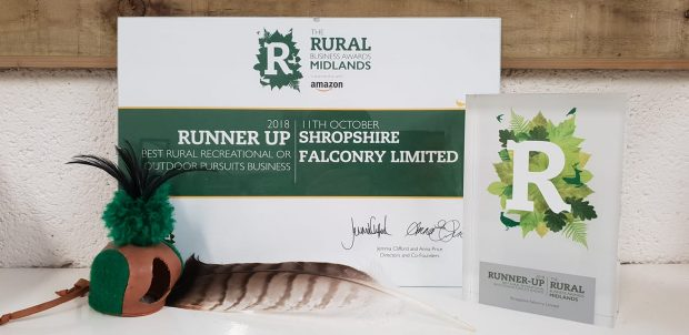Rural Awards Runners up 2018